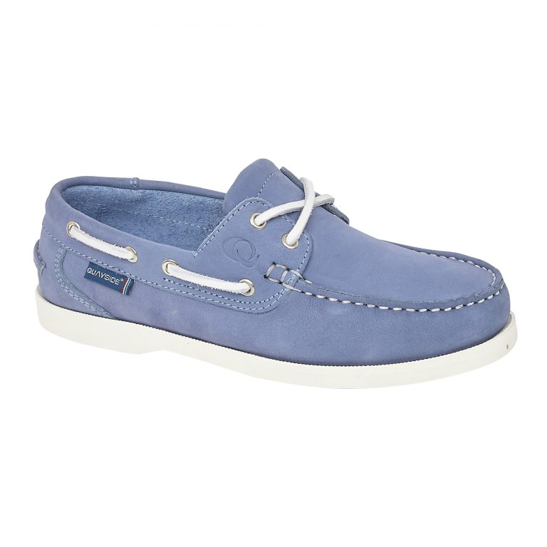 BERMUDA CAYMAN BLUEBELL deck shoe