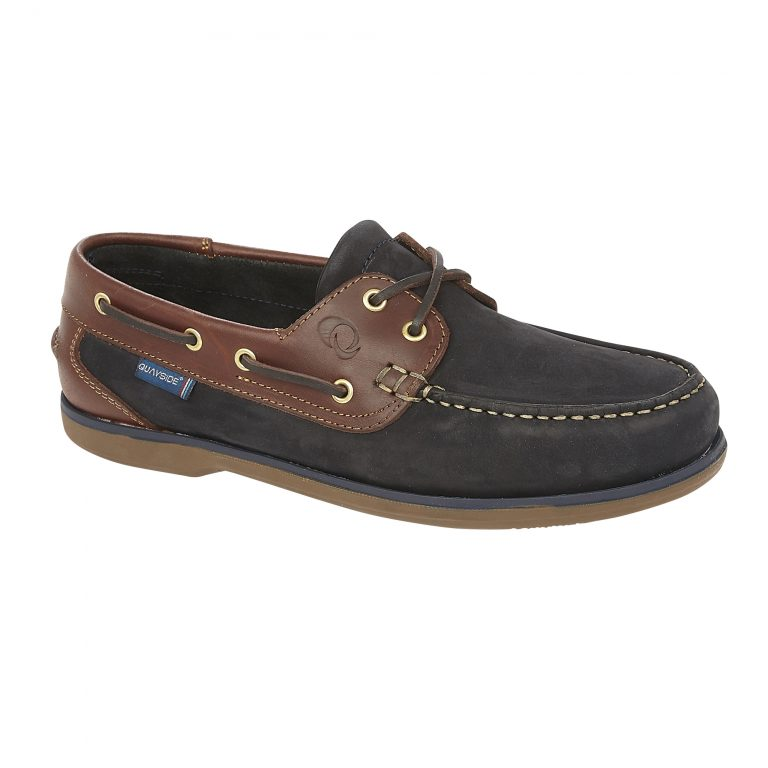 Clipper Navy Chestnut Original Deck Shoe