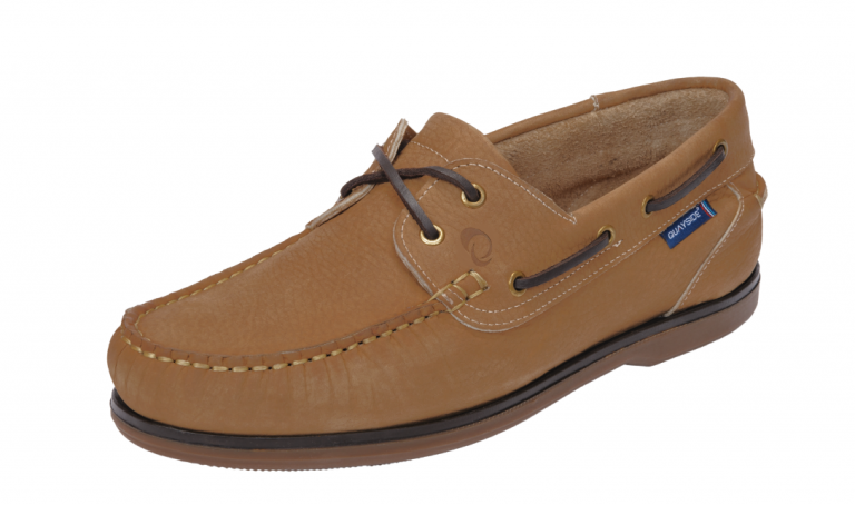 Clipper Camel Original Deck Shoe