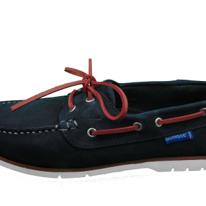 Quayside Genoa Lace Up Deck Shoe