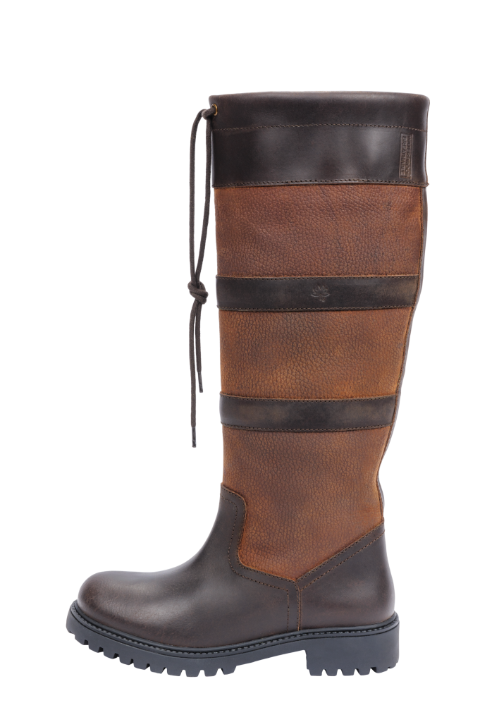 Amberley country boot oak bison
