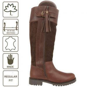 WINCANTON ZIP UP COUNTRY BOOT